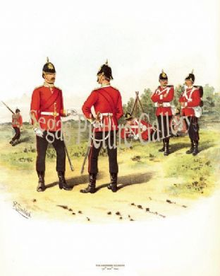 Hampshire Regiment (37th & 67th Foot)